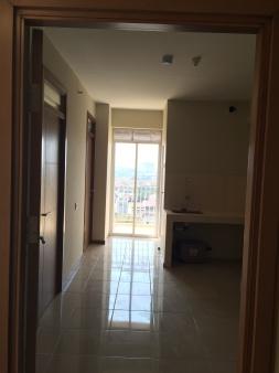 View from the main door