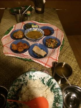 Mendulang.. gaya makan belitung jaman dulu